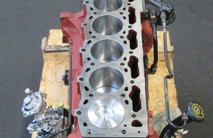 Remontage complet du 6 cylindres à partir d'un bloc neuf